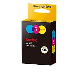 Kodak Verité High-Yield Ink Cartridge, AST1UA, Tricolor