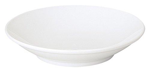 光洋陶器 大皿 白翔 24.3cm 8.0フカヒレ皿 50100013