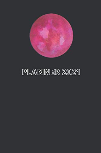 Planet notebook | 110 pages | planner