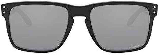 Oakley Men's OO9417 Holbrook XL Square Sunglasses, Polished Black/Prizm Black, 59 mm