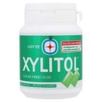 Lotte Xylitol Sugar Free Chewing Gum 58 g.