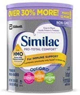 Similac Pro-Total Comfort Non-GMO Infant Formula Powder, 29.8 oz