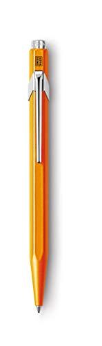 CARAN d'ACHE - Kugelschreiber 849 POPLINE - Fluo Orange mit Etui