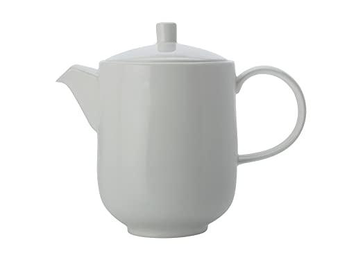 Maxwell & Williams Théière blanche en cachemire en porcelaine fine 750 ml (4 tasses)