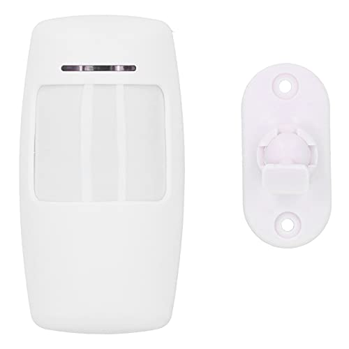 Wireless Infrared Detector, Motion Detection Wide-angle Alarm Accessories, Household Anti-burglar Alert