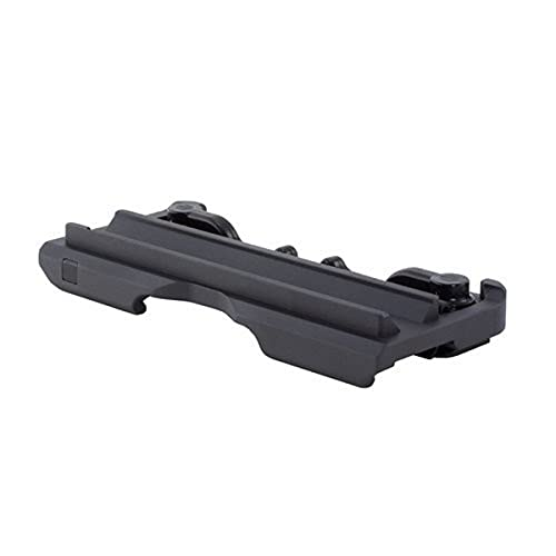 Trijicon TA22 A.R.M.S. Mount,# 19 LD ACOG Throw Lever Adapter for Picatinny Rails, Black