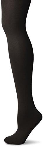 Fiore Damen Feinstrumpfhose Strumpfhose, 60 DEN, Schwarz (Schwarz 001), X-Large (Herstellergröße:5)