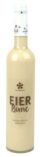 EierBirne® - feinster Likör mit Birne und Ei (500ml)