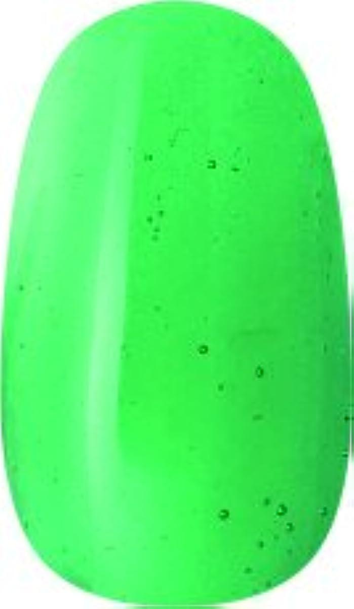 ルーチンチケットリットルラク カラージェル(64-クリアグリーン) 8g 今話題のラクジェル 素早く仕上カラージェル 抜群の発色とツヤ 国産ポリッシュタイプ オールインワン ワンステップジェルネイル RAKU COLOR GEL #64