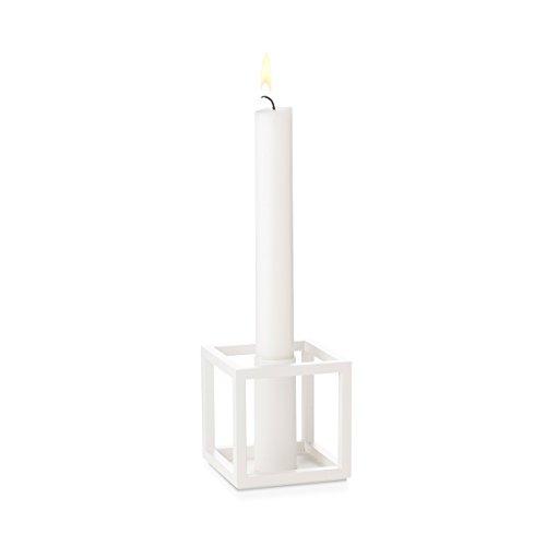 By Lassen Kerzenleuchter Kubus 1 Weiß
