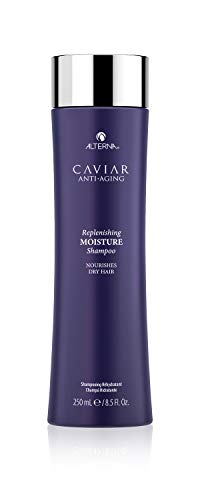 Alterna Haircare CAVIAR Anti Aging Replenishing Moisture Shampoo, 8.5 Fl Oz
