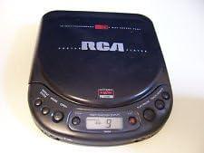 RCA Portable CD Player RP-7926A