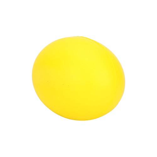 Voluxe Grip Ball, 2 Piezas de Pelota de Entrenamiento Muscular Duradera, pequeña elástica práctica para aliviar la presión de Entrenamiento con los Dedos en el hogar para el Aula