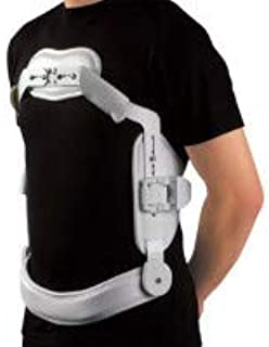 Medi USA TLSO Jewett Hyperextension Back Brace - Thoracic & Lumbar Spine Flexion, treat compression fractures & thoracic mechanical back pain (Large)