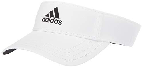 adidas Golf Golf Men's Tour Visor, White, One Size Fits Most