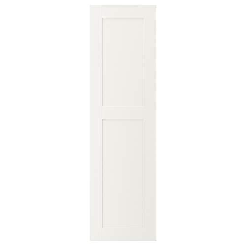 Puerta SÄVEDAL 40 x 140 cm blanco