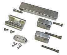 Johnson Evinrude Anode Kit 50-225 Hp - Aluminum Part# PMC10189A