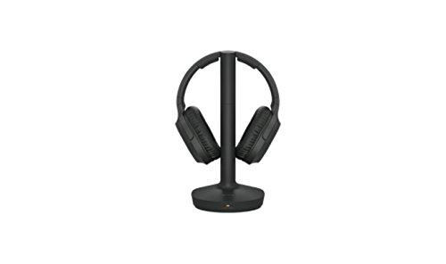 Sony MDR-RF995RK Negro Supraaural Diadema Auricular - Auriculares (Supraaural, Diadema, Inalámbrico, 10-22000 Hz, 100 dB, Negro)