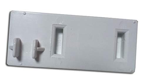 Electrolux schuifknop, licht afzuigkap, Electrolux