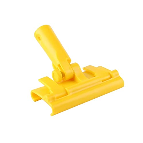 Drywall Skimming Blade Rękojeść Adapter -1PC Skimming Blade Yellow Quick Release Uchwyt Uchwyt Adapter Connewerg & Skimming Blade Do Drywall Hand Tool Parts (Color : Handle Adapter)
