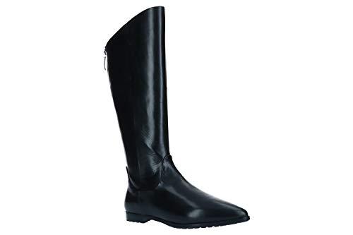 Gerry Weber Shoes Damen Barcelona 12 Hohe Stiefel, Schwarz (Schwarz Mi820 100), 37 EU