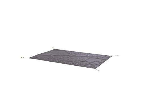 Big Agnes Inc Unisex s Big Agnes Blacktail Hotel 3 Person Tent Footprint, Grey