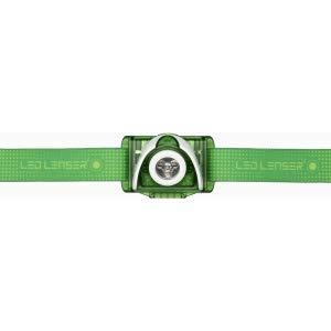 LED-LENSER Ledlenser - Ersatzkopfband für SEO3 (grün)