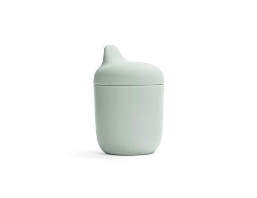STOKKE® Munch™ Cup – Baby- und Kleinkind-Becher – Für sicheres Trinken ohne Auslaufen – Farbe: Soft Mint