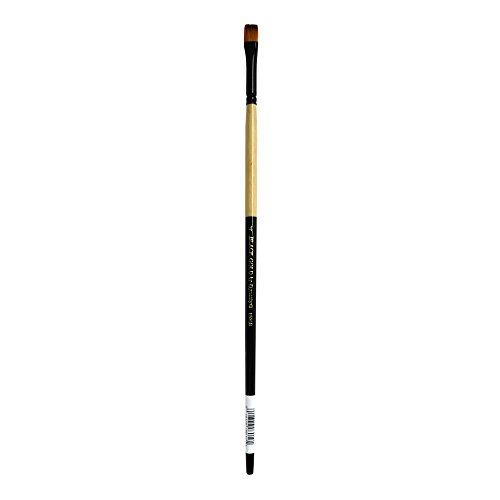 Dynasty Black Gold Series Long Handled Synthetic Brushes 4 bright 1526B