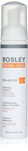 Bosley Professional Strength Bosrevive Treatment For Color-Treated Hair, 6.8 oz