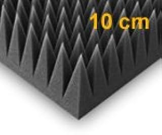 Unit/é demballage = 2/plaques = env. 1/m/² env 100/x 50/x 5/cm/ /Anthracite Noir Pyra 5100