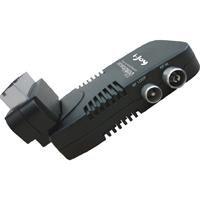 i-Joy TDT Max DVB-T SCART - Sintonizador de TV (DVB-T, 8 MHz, 999 canales, 4:3, 16:9, SCART, 128 mm): Amazon.es: Electrónica