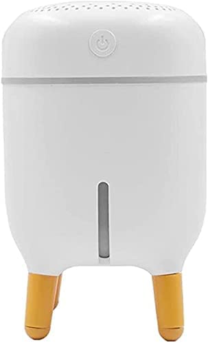 QIANMEI Department store Ultrasonic Cool Mist Spring new work one after another Desktop humidifier Humidifier 240ML