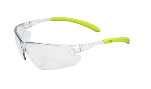 Medop Galia Flex Gafas Policarbonato Antiempañantes, Montura FT, Color Verde
