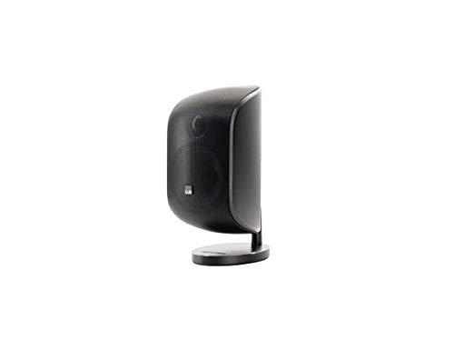 Bowers & Wilkins Mini Theatre M-1 Satellite Speaker (Each) - Matte Black (Renewed)