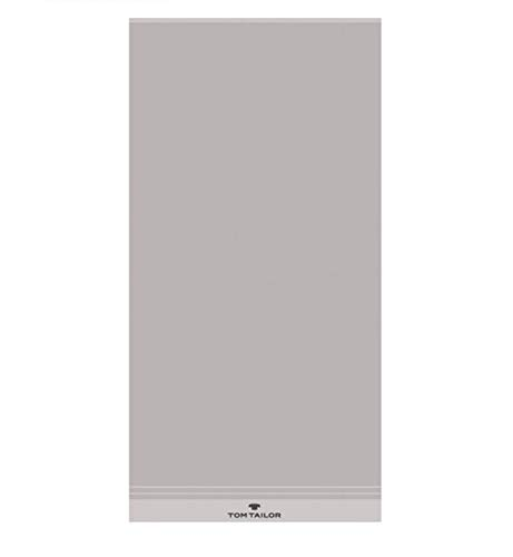 TOM TAILOR Handtuch-Set 3-teilig Silber/hellgrau 2 x Handtuch + 1 x Duschtuch UVP 44,97 €