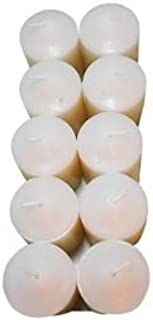 Enlightened Ambience Rosemary Votive Candles Off-white