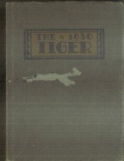 (Custom Reprint) Yearbook: 1930 South High School - Tiger Yearbook (Minneapolis, MN)