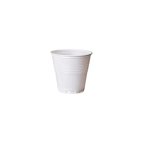 Bicchierini da Caffe Bianchi in Plastica Monouso 80cc CLICSON/® 1000 Pezzi