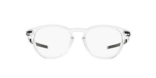 Oakley 0OX8105 gafas de sol, Clear, 50 para Hombre