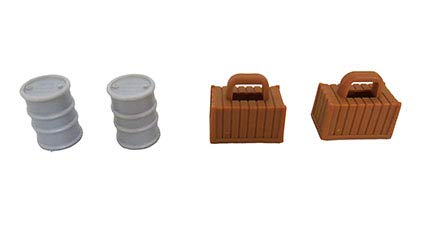 Fisher-Price Thomas & Friends Super Station Train Set - Replacement Barrel and Crate