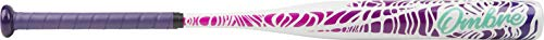Rawlings 2020 Ombre Fastpitch Softball Bat, 29 inch (-11), Pink/Purple/Teal/White (FPZO11-29/18)