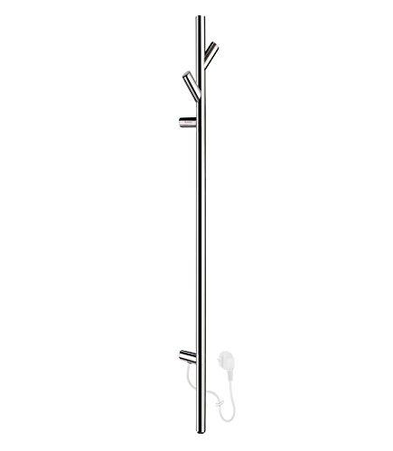 SMEDBO DRY glänzend Handtuchwärmer Bad-Heizung Bad-Heizkörper Edelstahl FK711