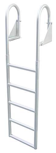 Extreme Max 3005.3476 Flip-Up Dock Ladder - 5-Step