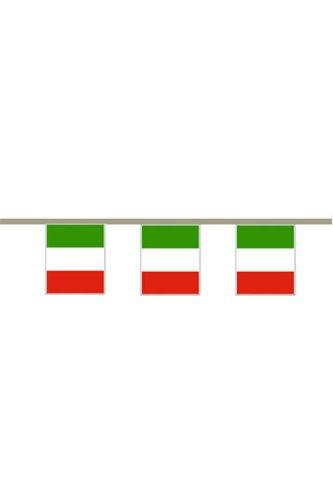 Susy Card 11138021 - Wimpelkette, Motiv Italy, 4 m, 1 Stück