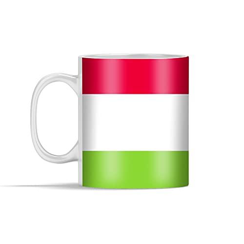 Tasse - Flagge von Tadschikistan - 350 ml
