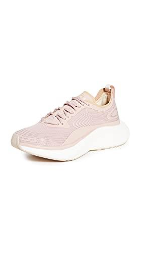 APL: Athletic Propulsion Labs Women's Streamline Sneakers, Rose Dust/Champagne/White, 10 Medium US