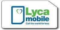LYCA PREPAID Triple Sim Packung