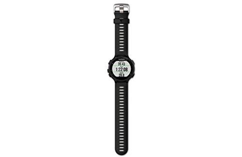 Garmin 735XT Forerunner Reloj multisport con GPS, Unisex adulto, Negro (Black/Grey), M