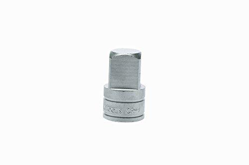 Teng M120037 Adaptateur pour douilles femelle-mâle 12,7 mm 19 mm